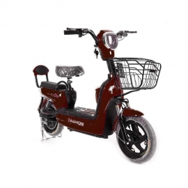 Mini scooter 350w sem pedal modelo 07